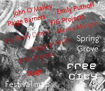 Free City aerial site map_Spring Grove